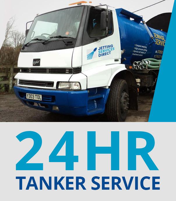 Tanker Service Uckfield