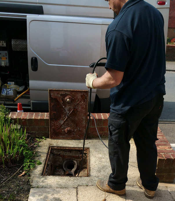 Drain Cleaning Uckfield